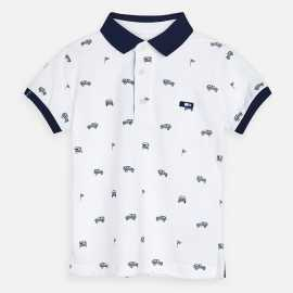 POLO M-C ESTAMPADO