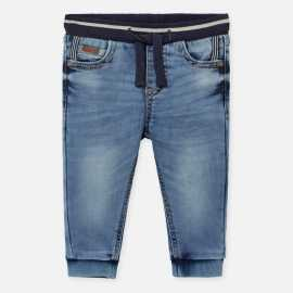 PANT. TEJANO JOGGER SOFT DENIM