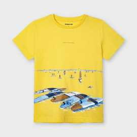 CAMISETA M-C -HAVE A NICE DAY-